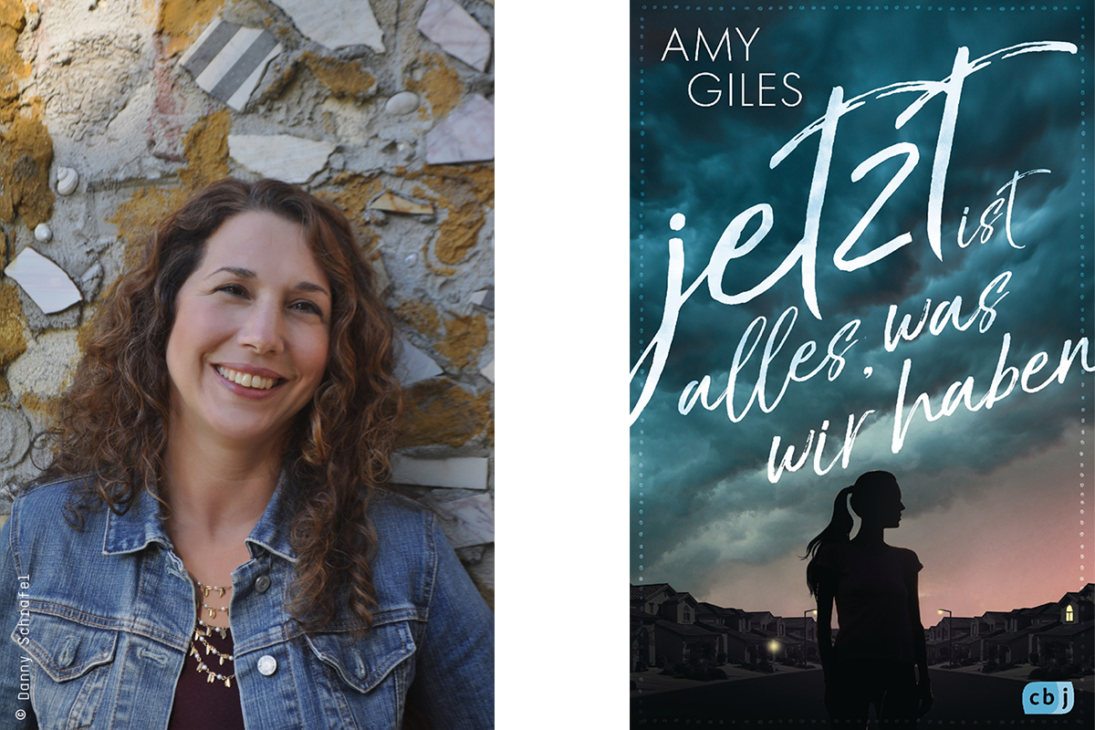 Buxtehude Bull 2018 goes to US Author Amy Giles